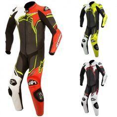 Alpinestars GP Plus Leather Mens Motorcycle Road Performance Racing Suits