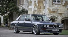 BMW E12  One of the best looking e12s I have seen in a while... makes me wish I didn't sell mine