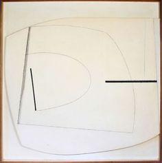 abstrakshun:  Victor Pasmore   Linear Motif in Black & White -   c. 1959–1960 © Victor Pasmore estate