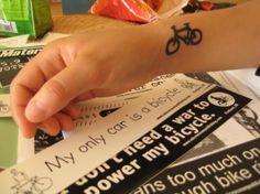 Bicicleta é motivo de paixão para essas pessoas, veja as tatuagens delas Tatuagens de bicicletas 15 640x480