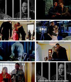 """""""He crossed a line!"""" #Arrow #4x10"""