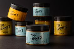 Tim & Tammy's is a genuinely American product, a peanut butter developed by a couple of American missionaries who have livein Brazil since 1967.Timothy Evans, Tim, started making his own peanut butter simply because he did not like the products he found…
