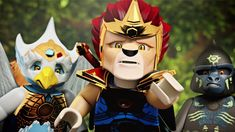 Lego Chima, Soldiers, Legends, Princess Zelda, Sky, Canning, Fictional Characters, Heaven, Heavens