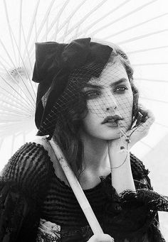 Ellen Von Unwerth, Mariella Burani by Kelli Jo., via Flickr