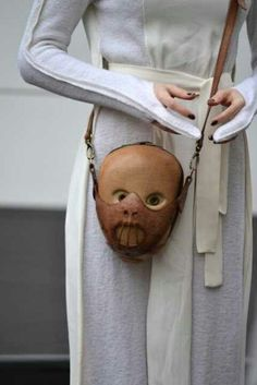 WTF???? Silence of the Lambs purse?