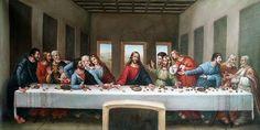 La Última Cena (en italiano, Il cenacolo o L'ultima cena) es una pintura mural original de Leonardo da Vinci ejecutada entre 1495 y 1497, se encuentra en la pared sobre la que se pintó originariamente, en el refectorio del convento dominico de Santa María de las Gracias en Milán (Italia). La pintura fue elaborada, para su patrón, el duque Ludovico Sforza de Milán. No es un fresco tradicional, sino un mural ejecutado al temple y óleo sobre dos capas de preparación de yeso extendidas sobre…