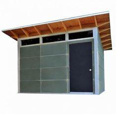 4507c6952 47 Best Ideas For Backyard Shed Storage Art Studios  backyard Prefab Sheds