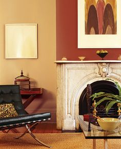 Room Envy: A Modern Meets Traditional Living Room featuring nuLOOM's Machine Woven Laurel Jute