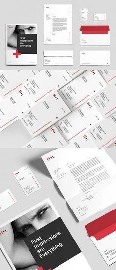 Perfect Corporate Identity Invoice Design, Letterhead Design, Branding Design, Corporate Identity, Business Branding, Brand Identity, Psd Templates, Brochure Template, Envelope Design