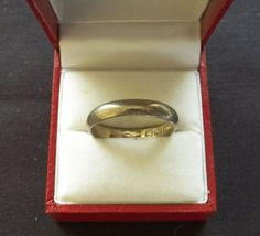 $20.00 Silver Band .925 SU Thailand (82915-1401MS) jewelry, collectibles #Unbranded #Band