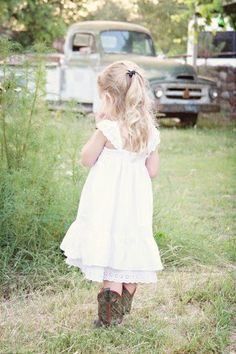 """Hope one day I can take a picture of my own darling daughter like this and say, """"She got it from her Mama."""""""