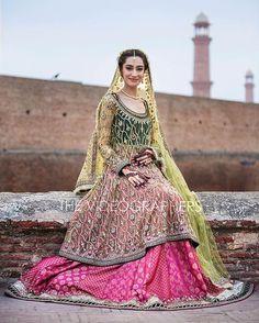 Misha Lakhani bride
