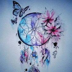 ideas tattoo shoulder butterfly tatoo for 2019 Aquarell Tattoos, Kunst Tattoos, Bild Tattoos, Tattoo Drawings, Trendy Tattoos, Love Tattoos, Beautiful Tattoos, Body Art Tattoos, New Tattoos