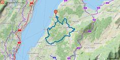 [Haute-Savoie] Chens-sur-Léman Joli parcours du côté de la frontière franco-suisse. Le passage le long de l'Hermance est assez délicat en raison de l'étroitesse du chemin et des racines très glissantes. Ensuite on continue en direction de Veigy-Foncenex pour retrouver la forêt et ses passages marécageux. Petite montée au milieu des vignes du Crépy pour rejoindre le château de Thénières, la descente dans les feuilles et les virages serrés sont un régal mais attention à la chute... ;) La fin…