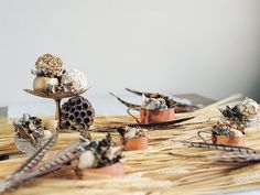 Copper and wheat wedding ideas | Alexandra Elise Photography