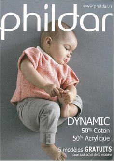 Albums archivés - PETIT PHILDAR Knitting Books, Knitting For Kids, Baby Knitting Patterns, Crochet For Kids, Baby Patterns, Crochet Baby, Hand Knitting, Knit Crochet, Knitting Magazine