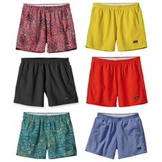 I am obsessed with Patagonia shorts