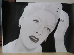 #pink #zeichnen #draw #drawing #art #artwork #painting
