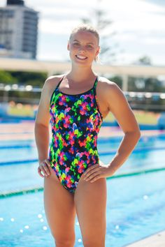 Funkita Mystic Mermaid Diamond Back One Piece