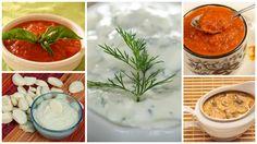 14 ellenállhatatlan mártás tésztához, salátákhoz, vagy éppen húsételekhez