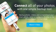 Picture Keeper Connect - Backup all your photos!
