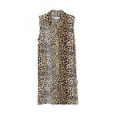 Equipment Lucida Dress #cheetah