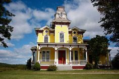 This Historic Victorian home was once part of the Foote Farm. The current owners have restored the exterior to it's original splendor. The Cupola was rebuilt with a deck area on the roof. New Marvin thermal pane windows. Roof was repaired. Foundation has been reappointed. Perimeter drains for proper drainage were installed around the house. A new floor and subfloor have been laid down on first floor. The interior is ready to be finished as you like. Much of the original trim woodwork has ...