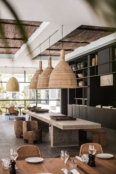Hôtel Casa Cook à Rhodes - PLANETE DECO a homes world - Expolore the best and the special ideas about Modern interior design Futuristisches Design, Deco Design, Design Ideas, Modern Design, Design Homes, Design Trends, Home Interior Design, Interior Architecture, Interior Decorating