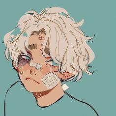 Who hurt this soft, precious boy?Who hurt this soft, precious Creator Selection Character Sketches, Art Sketches, Character Art, Aesthetic Art, Aesthetic Anime, Aesthetic Drawing, Cartoon Kunst, Cartoon Art, Image Swag