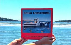 """Little Kids' Book Club #3: """"Going Lobstering"""" Thank you Jerry Pallotta and Rob Bolster. #BookFaceFriday"""