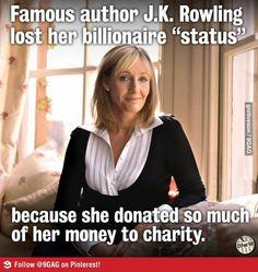 Good Gal J.K. Rowling