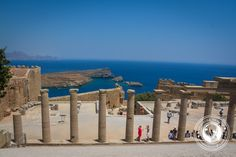 Lindos Acropolis - What to Do in Rhodes, Greece: where history and beauty abound
