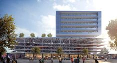 Gallery of Gensler Designs New Generation of Office Space in Miami - 2