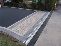 Image result for gravel and block paving driveways