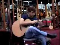"""Guitar-tapping , rhythm , everything :) GREAT MASTER PIECE """"Knock On Wood"""" by Justin King Enjoy !"""