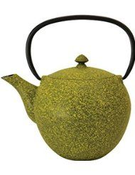 BergHOFF Studio 1.06-Qt. Cast Iron Teapot. Heat resistant borosilicate glass, equipped with a stay cool handle Knob for comfortable pouring and handling Fine mesh filter keep grounds inside the press and out of your cup Easy to clean Simple to use.