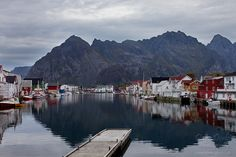 Henningsvær, Lofoten, Norway