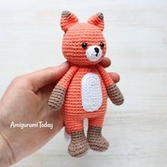 This Cuddle Me Fox amigurumi is the right playmate for your wild little foxes at home!  Create a sweet toy for your kids, find the pattern on Amigurumi Today (link in the bio). #amigurumitoday #amigurumi #crochet #crochettoys #crochettoy #amigurumitoys #amigurumitoy #amigurumidolls #toys #amigurumipattern #amigurumipatterns #crochetpatterns #crochetpattern #animals #crafting #crocheting #patterns #handmade #crochetedtoys #amigurumis #amigurumidoll #crochetdoll #crochetdolls #amigurumicr...