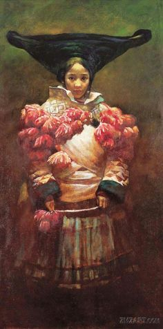 Chinese painting ma jun6