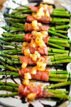 and prosciutto recipes dishmaps penne with asparagus and prosciutto ...