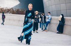 #streetstyle  #seoul  #fashionweek