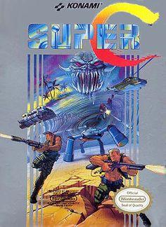Super C - NES
