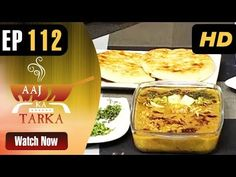 Aaj Ka Tarka (Khachra, Qeemey Waley Naan)   Aaj Entertainment   Chef Gulzar