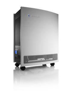 """Blueair 650E – Stromsparend und mit dem """"Energy Star"""" ausgezeichnet - Luftreiniger"""