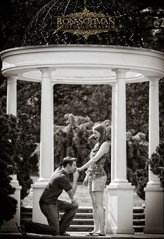 Engagement photo shoot - Philadelphia - Longwood Gardens - Photos by Ron Soliman Photojournalism