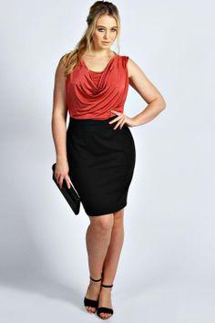 Avenue Plus Size Cocktail Dresses