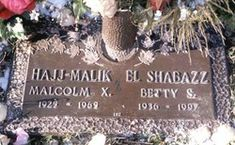 Malcolm X (May 19, 1925 – February 21, 1965), born Malcolm Little and also known as El-Hajj Malik El-Shabazz (Arabic), was an African-American minister and a human rights activist. Description from pinterest.com. I searched for this on bing.com/images