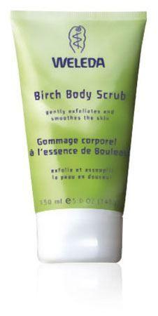 Birch Body Scrub by Weleda