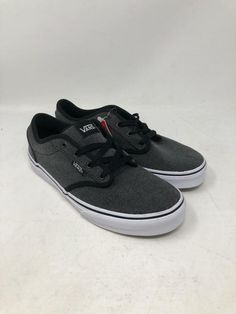 b4669b4b27 VANS CHUKKA LOW FLANNEL BLACK CHILI PEPPER ATHLETIC SKATE YOUTH SIZE 5.5  NEW WOB  fashion  clothing  shoes  accessories  kidsclothingshoesaccs   unisexshoes ...
