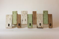 Coat Rack Rustic Coat Rack Weathered Coat by GrindstoneDesign, $74.00